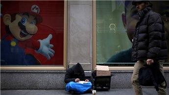 ABD'deki evsiz nüfusu Türkiye'nin 47 şehrini geride bıraktı