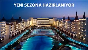 Mardan Palace Otel'e 10 milyon dolarlık tadilat!