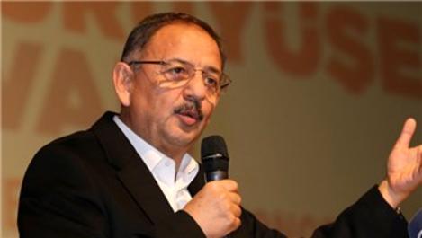 Mehmet Özhaseki: İstanbul'a deprem gelecek