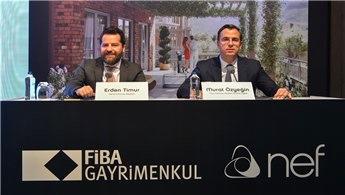 Nef Çekmeköy Ormantepe'nin lansmanı yapıldı!