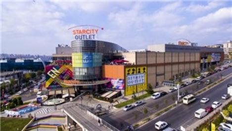Starcity Outlet AVM yenilendi