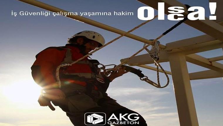 AKG Gazbeton, Türkiye sanayisini temsil eden tek firma oldu