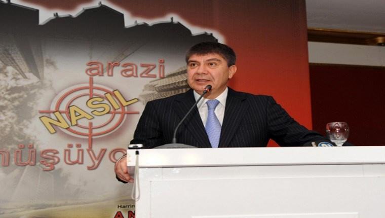 Antalya'da kentsel dönüşüme halktan yüzde 99 destek
