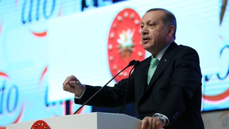 Erdoğan açıkladı: Kanal İstanbul bitme aşamasında!