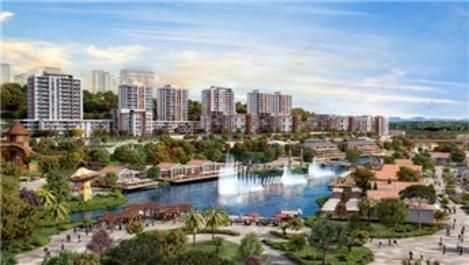 Tema İstanbul Bahçe'de daire fiyatları 509 bin liradan başlıyor