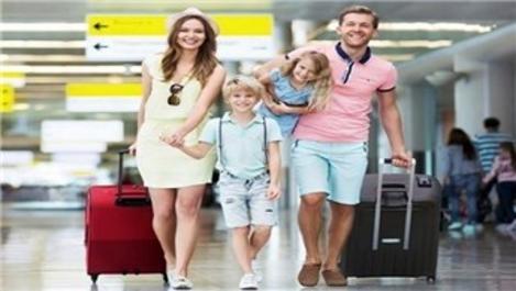 Türkiye'ye en çok turist Rusya'dan geldi