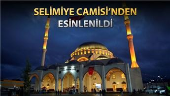 Kayseri'de Fevzi Mercan Camisi ibadete açıldı