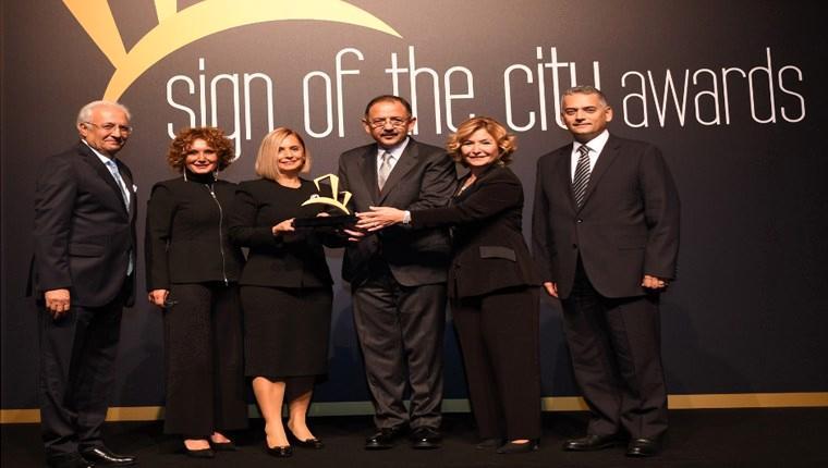 3S Kale Holding'e, En iyi Kültürel Mirası Koruma ve Yaşatma ödülü