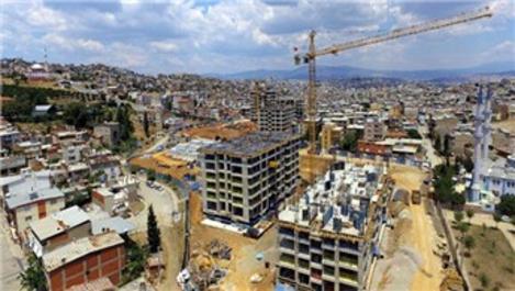 Uzundere Kentsel Dönüşüm alanında kat karşılığı inşaat yapılacak