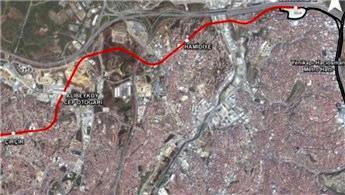 Seyrantepe Alibeyköy Cep Otogarı arası metro geliyor