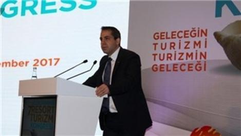 'Turizm, Türkiye'de milli gücü en yüksek sektördür'
