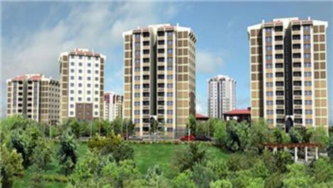 Ödemiş'teki TOKİ evlerinin projeleri hazır