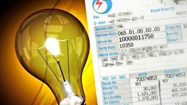 Elektriğe 1 Ocak 2018 itibariyle zam geliyor!