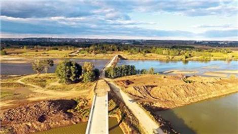 Kanal Edirne taşkını 500 yıl öteleyecek