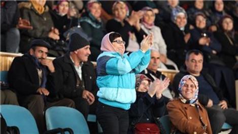 Karaman'da 492 konuta 2.752 başvuru yapıldı