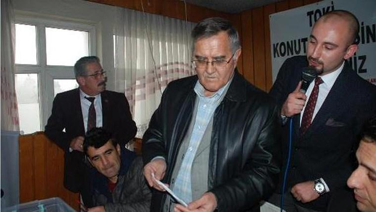 Elazığ'da TOKİ'nin 14 konutu için 696 başvuru yapıldı