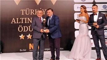 Ceylan İnşaat'a  Türkiye Altın Marka Ödülleri'nde 2 ödül birden!