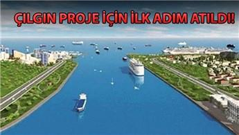Kanal İstanbul projesinin güzergahı kesinleşti!