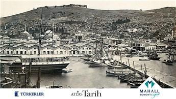Mahall Bomonti İzmir ile Atlas Tarih Dergisi tarihe ışık tuttu