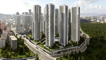 Ödül İstanbul'da daireler 219 bin liradan başlıyor