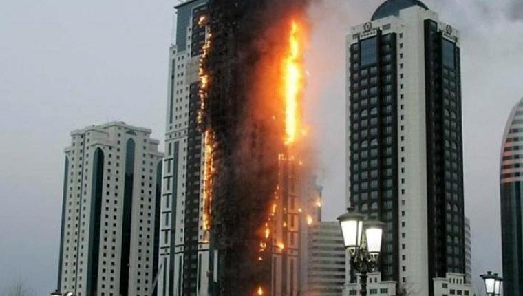 Yüksek katlı binalar yangına karşı güvensiz mi?