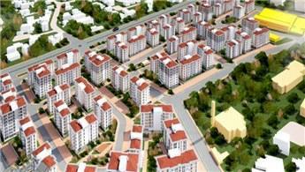 Bozkurt Mahallesi'ndeki kentsel dönüşüm projesi tamamlandı