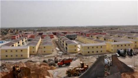 Karmod Prefabrik, Irak'a şantiye kampı kurdu