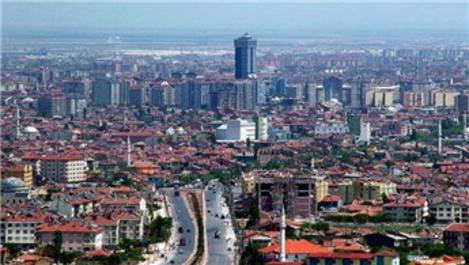 Konya Büyükşehir Belediyesi'nden 12.5 milyon liraya satılık arsa!