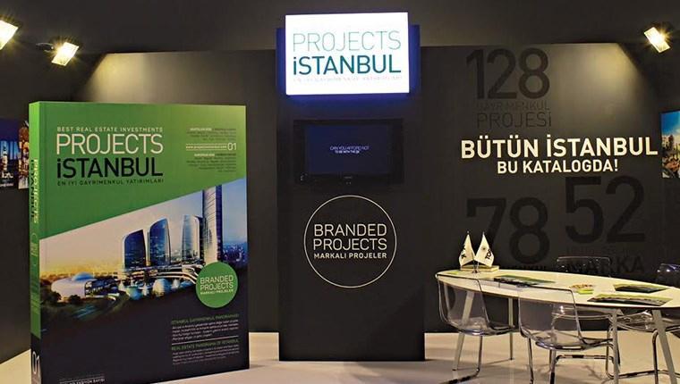 Projects İstanbul 2018 kataloğu için hazırlıklar başladı
