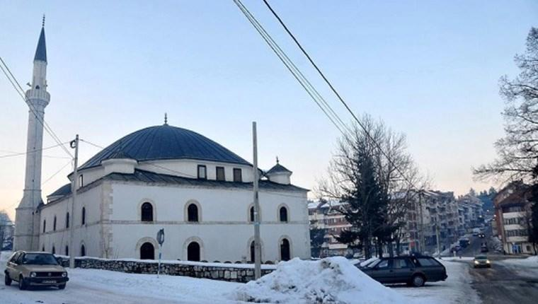 TİKA, Sırbistan'daki Valide Sultan Camisi'ni yeniliyor