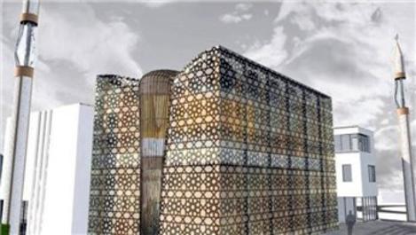 Almanya'da eşi benzeri olmayan bir cami yapılacak