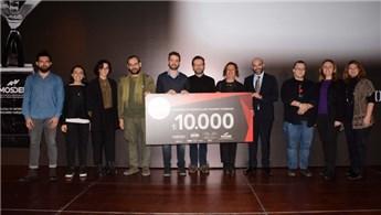 Ulusal Ev Mobilyaları Tasarım Yarışması'nın ödülleri verildi