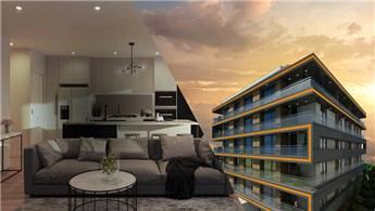 Paraside Residence, 187 bin liradan başlayan fiyatlarla satışta!