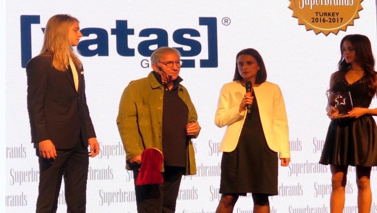 Yataş, üçüncü kez Türkiye'nin süper markası seçildi!
