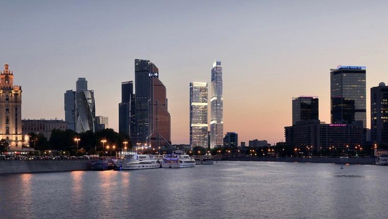 Rönesans'ın Rusya'daki gökdeleni Neva Towers'a ödül!