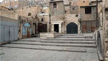 Mardin'de tarihi mekanlarda düzenleme çalışması