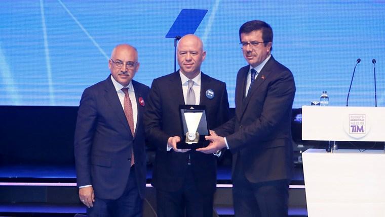 Arçelik, Patent Liderliği Özel Ödülü'nü aldı