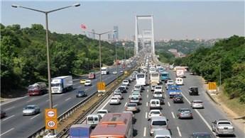 Köprüden kaçak geçene büyük ceza yolda!
