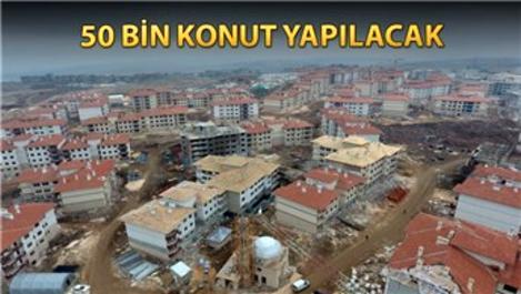 Gaziantep Kuzey Şehir projesinin ilk etabı tamamlanıyor