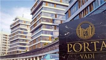 Porta Vadi projesi basına tanıtılıyor
