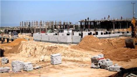 TİKA, Gazze'de yaptırdığı 320 konutu teslim etti