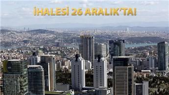 İstanbul'da 29.4 milyon TL'ye satılık 5 arsa!