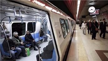 Üsküdar-Ümraniye-Çekmeköy metrosu 15 Aralık'ta açılıyor!