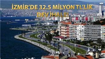İzmir Örnekköy'de kentsel dönüşüm ihalesi!