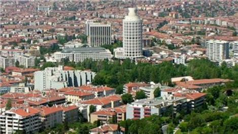 Çankaya Belediyesi, yapım karşılığı kiralama işi ihale ediyor