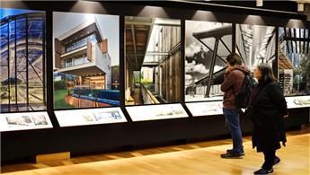 Güncel Türkiye Mimarlığı fotoğraf sergisi Ankara'da açıldı