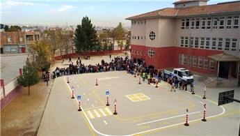 Mardin'de çocuk trafik eğitim parkları inşa ediliyor