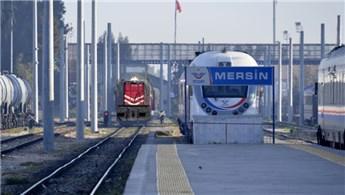 Mersin Adana arası, ek demiryolu ile 25 dakikaya inecek