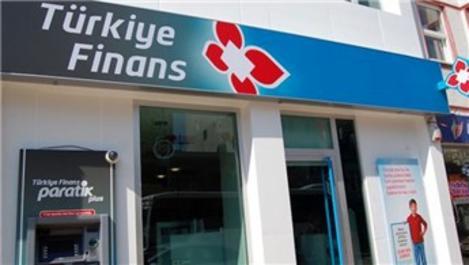 Türkiye Finans'tan Avantajlı Mortgage ile 120 aya kadar finansman