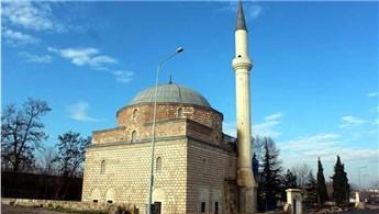 Taşkından zarar gören tarihi cami restorasyonunda sona yaklaşıldı